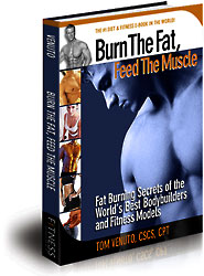 Tom Venuto's Burn The Fat, Feed The Muscle