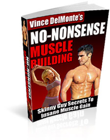 Vince Delmonte's Skinny Guy Secrets Program