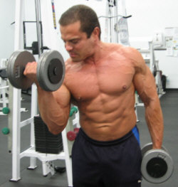 Bodybuilding Workout Pictures