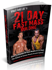 How To Gain Up To 12 Pounds Of Lean Mass In Just 21 Days!