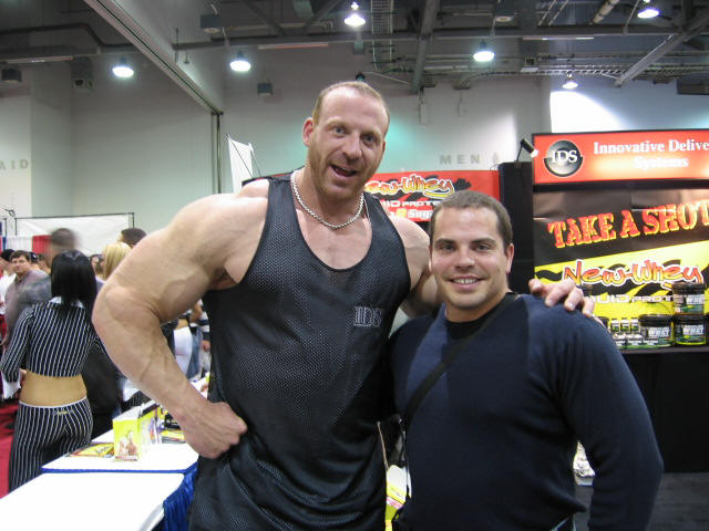 2007 Arnold Classic Expo Pictures