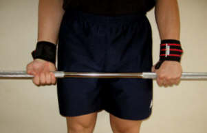 Alternate Grip For Deadlifting
