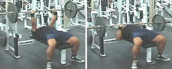 close bench How To Build Arm Muscle   Grow Your Guns