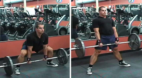 Wide Stance Sumo Deadlift
