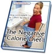 The Negative Calorie Diet�