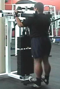 Standing Calf Raises
