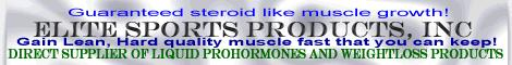Elite Sports Products - Supplements for true athleates!