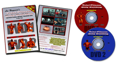 Instructional Weight Training DVD