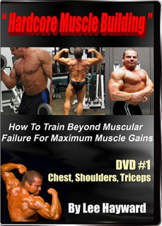 Hardcore Muscle Building DVD