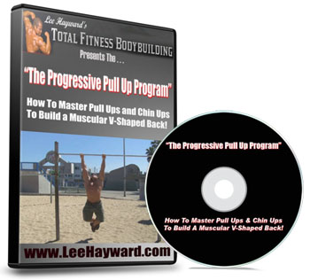 Progressive Pull Up Program