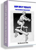 Hip Belt Squats e-Book