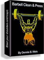 Barbell Clean and Press e-Book