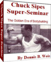 Golden Era of bodybuilding - Chuck Sipes