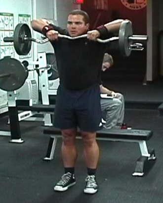 Best Shoulder Workout - The Top 5 Shoulder Exercises