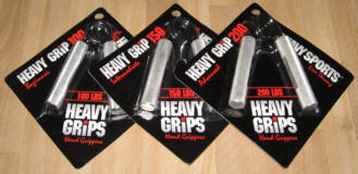 3 Heavy Grips Hand Grippers