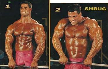 Trapezius Exercises, Shoulder Exercises, Deltoid Exercises