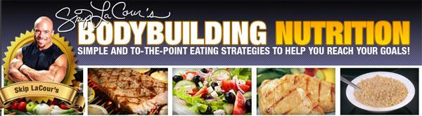 Simple Bodybuilding Nutrition