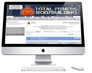 Total Fitness Bodybuilding Members Only Forum