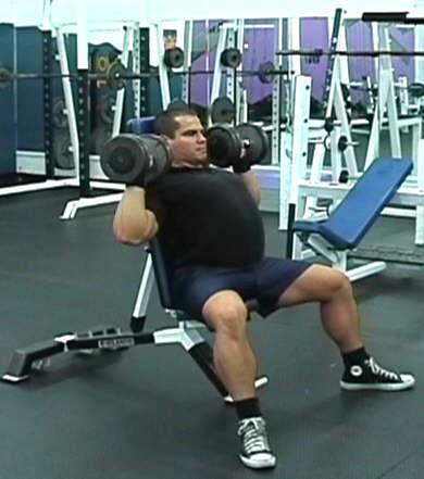 best shoulder workout  the top 5 shoulder exercises