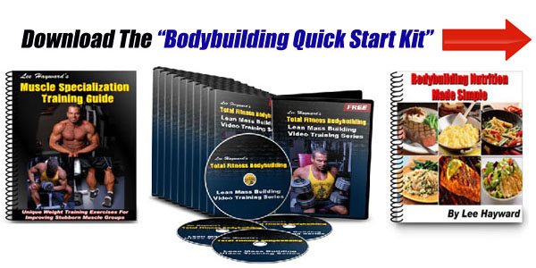 Download Your FREE Bodybuilding Program!